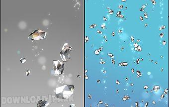 Crystal live wallpaper free
