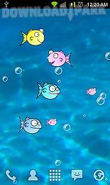 fishbowl live wallpaper