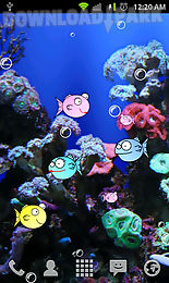 fishbowl live wallpaper