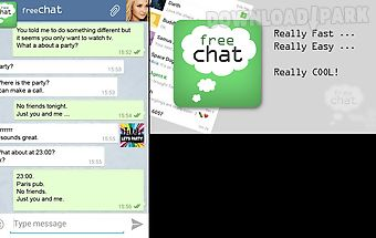 Free chat - whatsup messenger