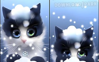 Frosty the kitten lite