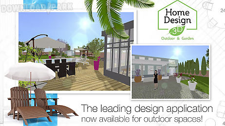 Perfect Home Design 3d Outdoor/garden Android App. Free Apk Files » Tools Apps