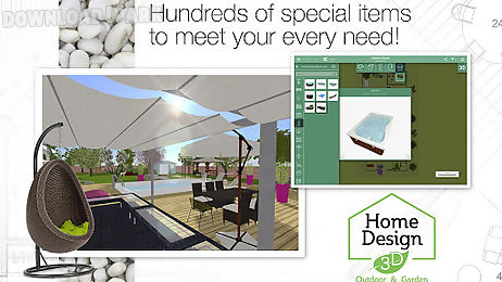 ... Home Design 3d Outdoor/garden