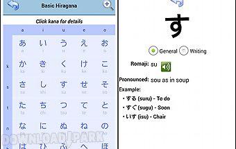 Kana (hiragana & katakana)