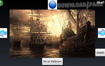 Pirate ships wallpapers