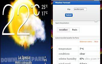 Usa weather forecast app free