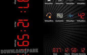 Virtual countdown