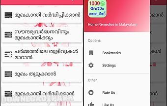 Home remedies in malayalam