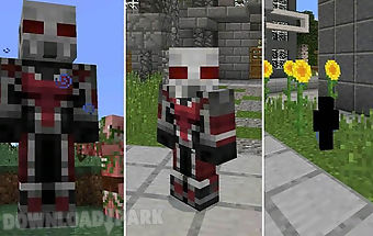 Pocket heroes mod for mcpe