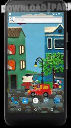 town live wallpaper free