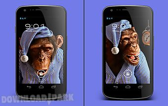 3d monkey live wallpaper