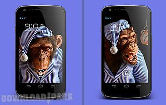 3d monkey live wallpaper
