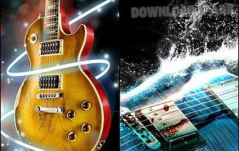 Guitar live wallpaper