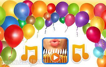 Happy birthday music & sounds