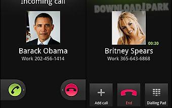 Spoof caller
