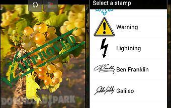 Watermark photo free