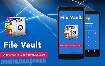 File vault+lock photos,videos