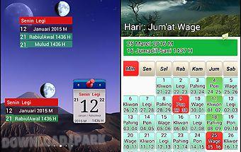 Kalender hijriyahjawa
