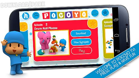 Pocoyo tv - free Android App free download in Apk
