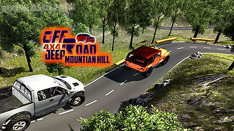 4x4 offroad jeep mountain hill