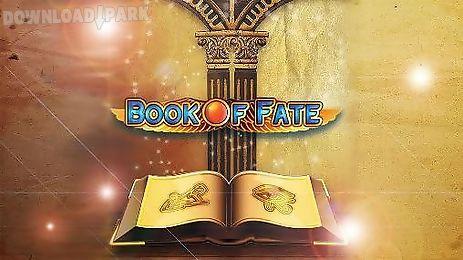 book of fate: slot