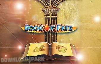 Book of fate: slot
