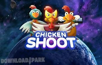 Chicken shot: space warrior