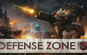 Defense zone 3