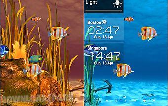Galaxy aquarium