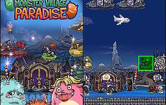 Monsters village paradise: trans..