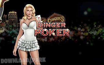 Texas holdem: dinger poker