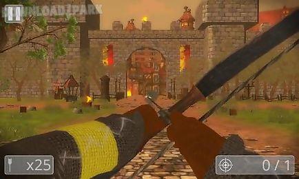 total medieval war: archer 3d