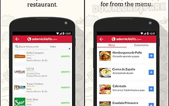Adomicilioya.com - order food