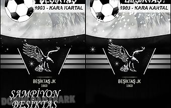 Beşiktaş canlı duvar kağıd�..