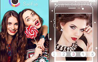 Candy selfie - new z camera