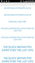 Color Fonts For Flipfont 3 Android App Free Download In Apk