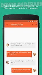 family locator & gps tracker