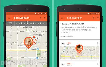 Family locator & gps tracker