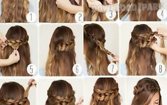 Hairstyles (step by step)