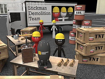 stickman demolition team ①