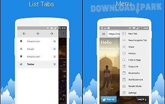 Adblocker browser free