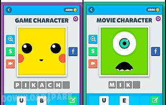 Close up character - pic quiz!