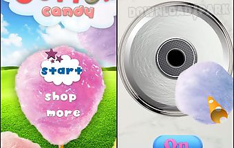 Cotton candy - cooking game
