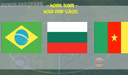 free real world football cup