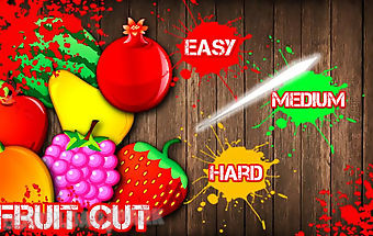 Fruit cut mania
