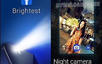 Ido flashlight - night camera
