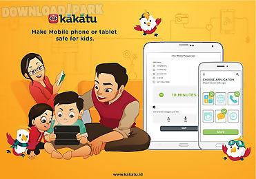 kakatu - parental control
