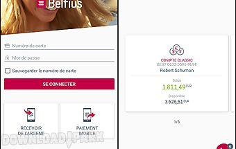 New belfius direct mobile