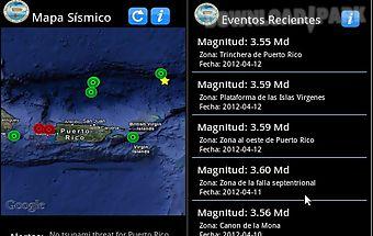 Red sismica de puerto rico