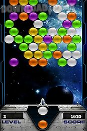 space bubble game